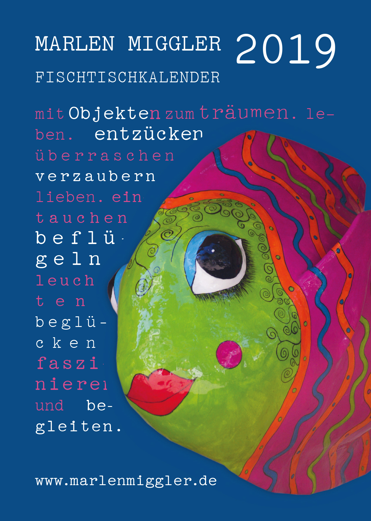 FISCHTISCHKALENDER 2017